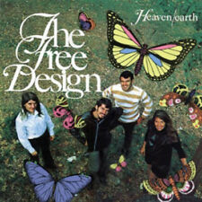 The Free Design : Heaven/Earth CD (2017) ***NEW***