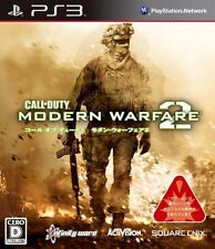 (Used) PS3 Call of Duty: Modern Warfare 2  [Import Japan]((Free Shipping))