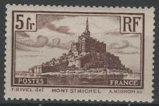 """FRANCE STAMP TIMBRE YVERT N° 260 """" MONT SAINT MICHEL 5F """" NEUF xx LUXE K435"""
