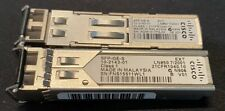 2x CISCO SFP-GE-S