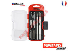 POWERFIX® Set de cutters de precision 8 Pieces
