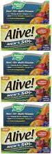 Nature's Way Alive! Mens 50+ OAD - 30 Tablets (Pack of 3)