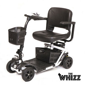 The Whizz Adult Mobility Scooter for Supermarket Aisles, Public Walkways & Shops
