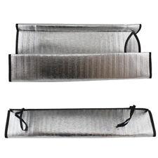 Windshield Car Front Rear Window Sun Shade Shield Sun Visor UV Block 140*70cm