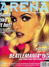 ARENA 54 November 1995 ANNA NICOLE SMITH Janet Jackson JULIA SAWALHA Nina Brosch