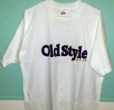 Vintage 90's Never Worn Old Style Beer Promo T-Shirt - Size Xl - Single Stitch