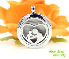 1Pcs family 316L+zinc alloy Cat Aromatherapy Diffuser Locket Pendant no Necklace