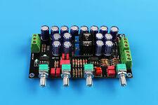 Assembled HIFI Preamplifier Tone board NE5532 op-amp low noise
