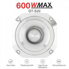 4 Inch 600W 6OHM GT-S20 Aluminum Bullet Tweeter for Auto Cars Stereo Modified