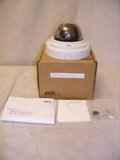 Axis Communications Dome Mount Ip Poe Network Surveillance Camera P3374 V