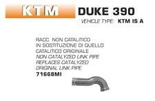 SUPPRIME-CATALYSEUR ARROW KTM DUKE 390 2017/18 - 71668MI