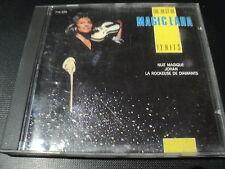 """CD """"THE BEST OF MAGIC LARA"""" Catherine Lara / 12 titres"""