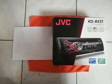 Autoradio JVC KD-R431  1 DIN  OVP