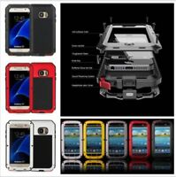 Waterproof Shockproof Aluminum Gorilla Metal Cover Case for SAMSUNG galaxy phone
