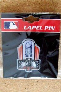 2014 SF San Francisco Giants WS World Series Champions trophy lapel pin MLB ps