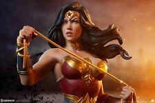DC COMICS SIDESHOW COLLECTIBLES WONDER WOMAN BUST