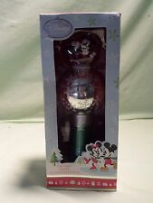 NEW DISNEY STORE CHRISTMAS SHARE THE MAGIC 2011 MICKEY~MINNIE MOUSE TREE TOPPER
