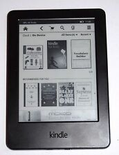 Amazon Kindle Touch 7th Génération 4 Go, Wi-Fi, 6 in (environ 15.24 cm) - Noir Inc TVA