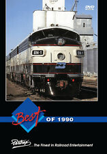 Best of 1990 DVD NEW PENTREX UP Silver Zone Blue Unit Circus Train Green Bay