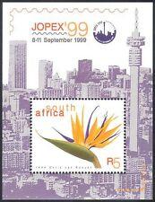 RSA/South Africa JOPEX'99/Bird of Paradise Flower/Plants/nature 1v m/s ref:s3178