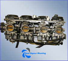 SUZUKI GSXR750 GSXR600  SRAD Mikuni Carbs Carburetors Vapour Blast Cleaning