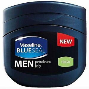 (FRESH) VASELINE BlueSeal Men Petroleum Jelly 250ml Moisturizers Cream