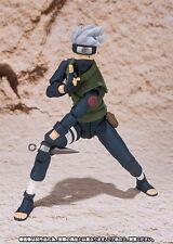 S.H.Figuarts Naruto Shippuden Hatake Kakashi Action Figure Toy Doll USA Seller