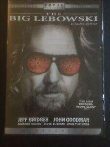 The Big Lebowski DVD, 2005 Collector's Edition (Brand New)