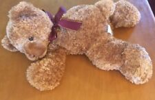 Princess Soft Toys Floppy Brown Bear 10""