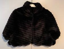 Star By Julian Macdonald M/L Faux Fur Shrug / Jacket