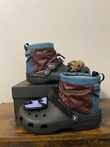 Crocs x Nicole Mclaughlin Campsite Clogs Size 8