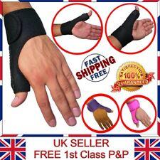 LTG PRO® Neoprene Thumb Support Splint CMC Spica Brace Wrist Hand Strain Sprains