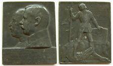 y013 WWI general FALKENHAYN & ARZ 1916 liberation of Marosvasarhely Transylvania