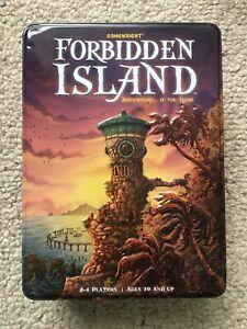 Gamewright Forbidden Island Board Game