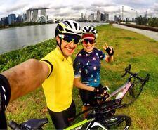 Cycling Mtb Jersey Bike Sleeve Tops Men Shirt Short Outdoor Sports Wear Bicycle