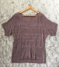 Delicate Orchid Sweater size Medium