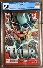 Thor #1 CGC 9.8 2137052008