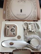 BRAND NEW SALON ESSENTIALS x60 LASER HAIR REMOVER RIO SCANNING PERMANENT REMOVAL