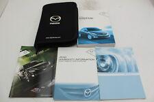 10 Mazda 6 Vehicle Owners Manual Handbook Guide Set