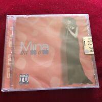 MINA Mazzini TRA SE E SE cd sigillato Nuovo Musica Italiana