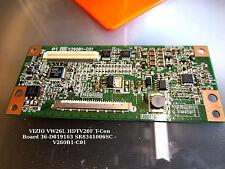VIZIO VW26L HDTV20F T-Con Board 36-D019163 SR8341006SC - V260B1-C01 See List