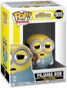 Funko - POP Movies: Minions 2- Pajama Bob Brand New In Box