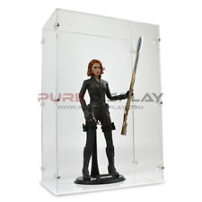 Hot Toys Black Widow 1/6 Scale 12 Inch Figure Display Case
