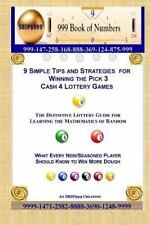 9 Simple Tips and Strategies for Winning the Pick 3 Cash 4 Lottery Games :...