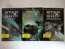 Starship,col.completa 3 Libros,Mike Resnick,Timun Mas 2011
