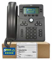 Cisco 6851 3PCC IP Phone (CP-6851-3PCC-K9=) - Brand New, 1 Year Warranty