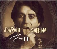 Todos Hablan De Ti - Joaquin Sabina CD Sealed ! New !