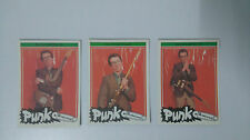 Elvis Costello punk the new wave vintage SMALL MINI cards set