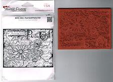Postal Heartfelt Creations Sellos De Goma-sweet Juliet. sentimientos florales/