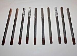 JORDANA Lip Liner Pencils Ice Brandy Lot Of 10 Sealed